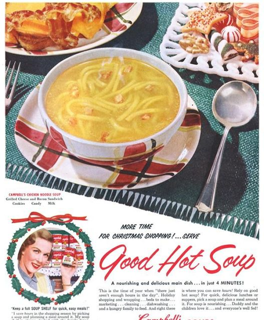 vintage everyday: 34 Old Christmas Ads