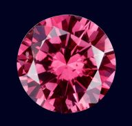 Argyle Pink Diamonds // Rohan Jewellery // Select Argyle Atelier // AVA // 0.50ct Round Brilliant, Fancy Purplish Red