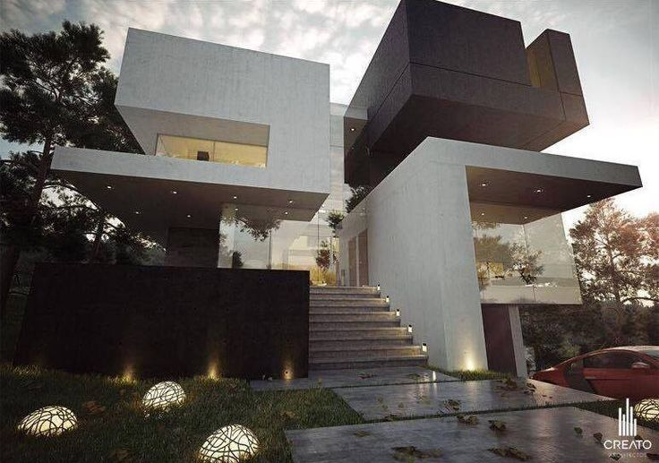 Top 10 houses of this week 27 06 2015 architecture for Modern house design sketchup