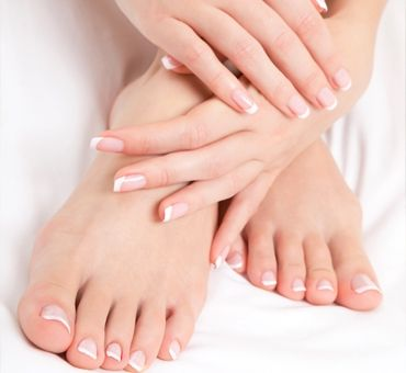 Maggie Astorga Imagen Personal: De manos y pies.