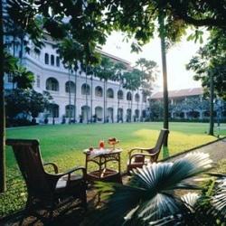 Palm Court Raffles Singapore