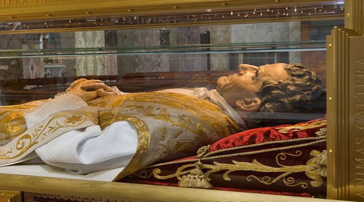 5 Incorruptible Saints' Corpses From Around The World
