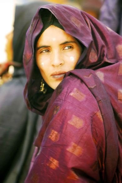 Tuareg of Libya | North African beauty