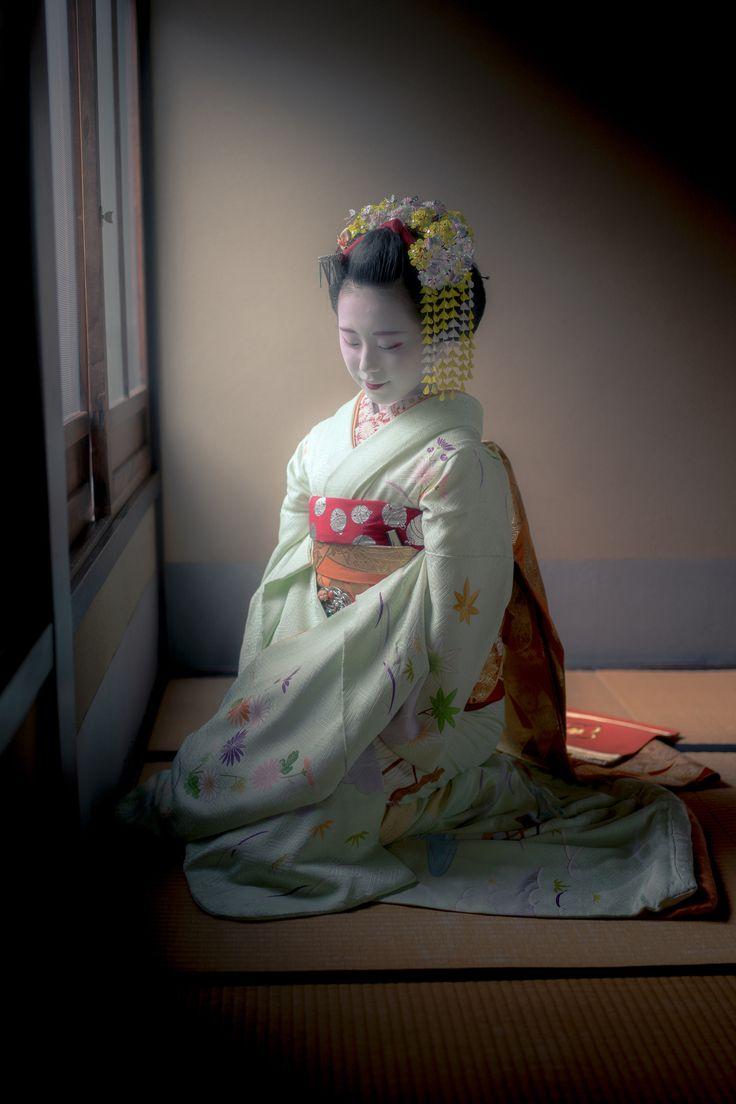 2019 舞妓 祇園東 叶久さん 2019 maiko, Gio…