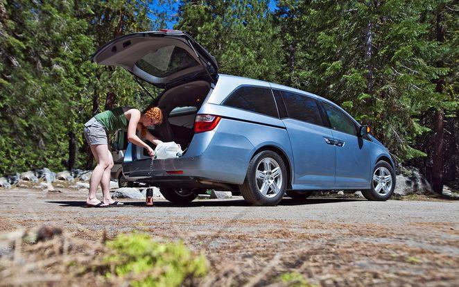 Long Term 2011 Honda Odyssey Touring Elite Update 6 - Motor Trend