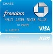 chase credit card or discover