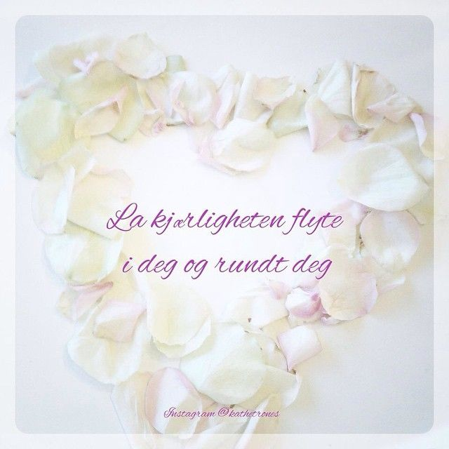 """Let love flow within you and around you ✨#healing #love #light #lys #kjærlighet #heart #hjerte #flowers #blomster #flowersarehealing #blomstererhealing…"""