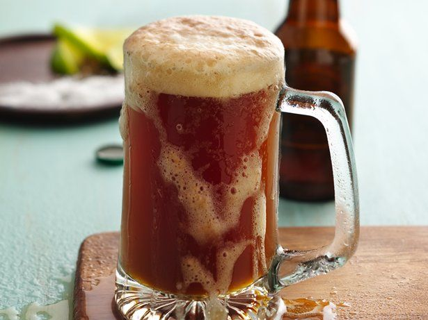 ... need to make this refreshing Michelada - a perfect Mexican beverage
