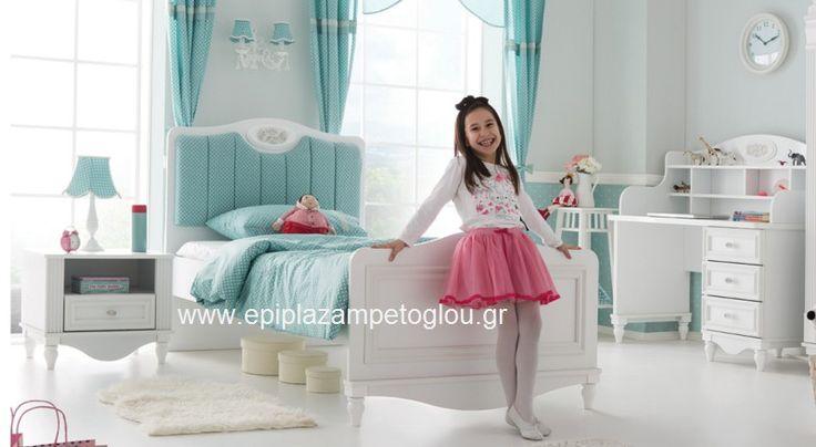 Παιδικό Κρεβάτι Elegance