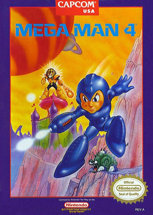 Play Mega Man 4 Game on Nintendo NES Online in your Browser. ➤ Enter and Start Playing NOW!