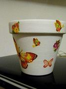 Flower cup ( Made by me :) )