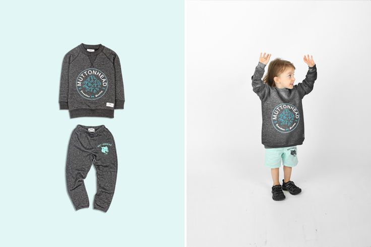 Muttonhead S Lil Mutt Lineup Is A New Gender Neutral Kids Clothing Collection Our Garments Free From Kids Outfits Gender Neutral Kid Kids Clothing Websites
