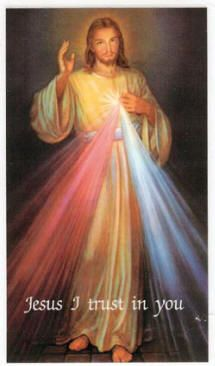 Divine Mercy Novena 2013 (begins on Good Friday, March 29) This is the Novena that leads to the Feast of Divine Mercy - each day is a prayer for a specific set of souls. This was the prayer given to St Faustina, from Jesus.