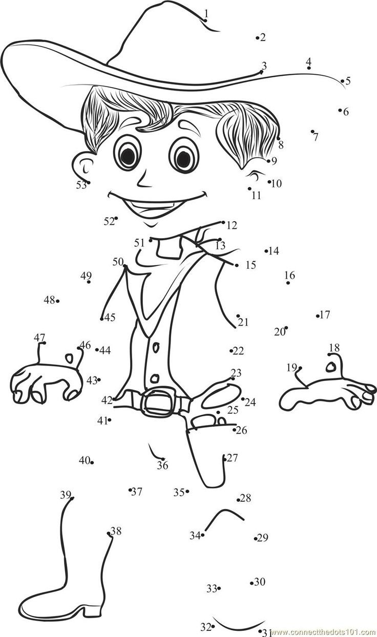 63 best char dot to dot images on pinterest dot to dot connect connect the dots smart cowboy worksheet dot to dots page robcynllc Gallery