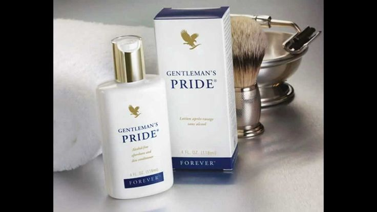 forever living products gentleman's pride