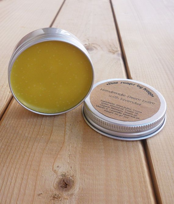 Check out this item in my Etsy shop https://www.etsy.com/listing/233697275/neem-salve-for-eczema-and-psoriasis-with