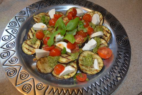 Eggplants, Pesto and Grilled eggplant on Pinterest