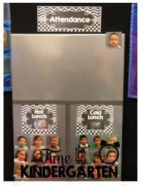 attendance board, magnetic board, kindergarten