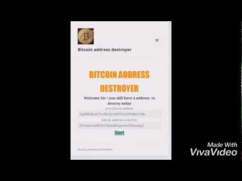 bitcoin adresas hack