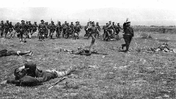 The First Balkan War ends