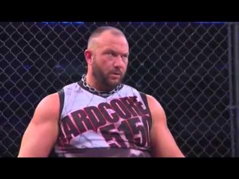 TNA Lockdown 2013 - Jeff Hardy vs Bully Ray TNA World Heavyweight Championship HQ