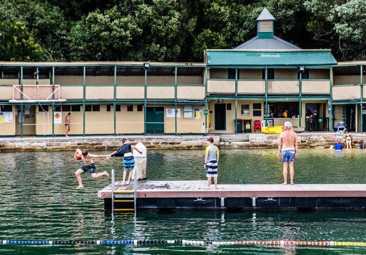 Sydney Classics: Dawn Fraser Baths