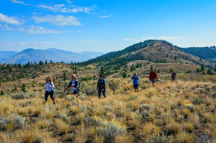 Autumn is a lovely time to visit Kamloops BC, and we've pulled together the perfect fall family itinerary for a weekend getaway.