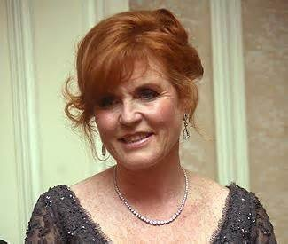Sarah Ferguson has spoken for the first time in public about her sadness at not being invited to the