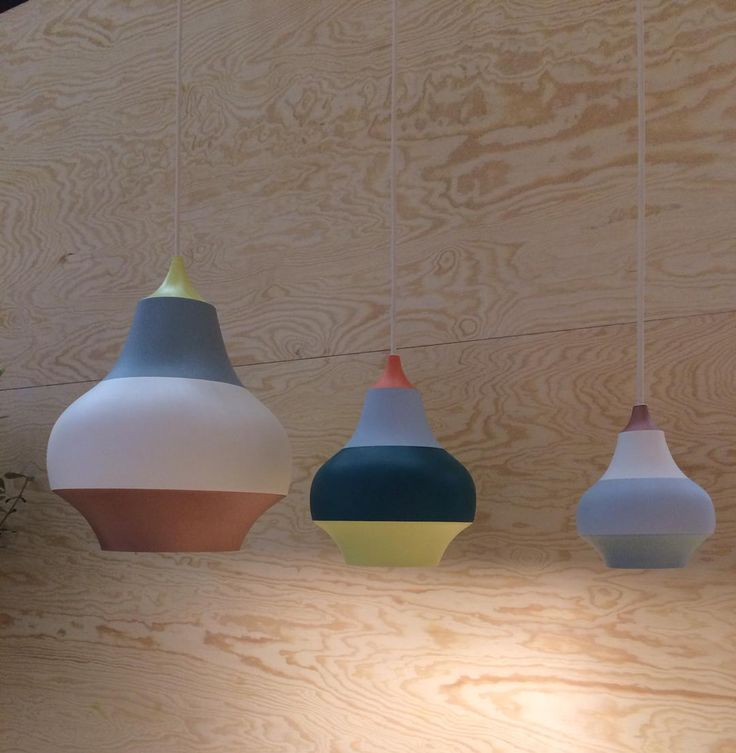 """My new lamp CIRQUE for Louis Poulsen at Stockholm Design Fair #louispoulsen #claravonzweigbergk #stockholmfurniturefair2016"""