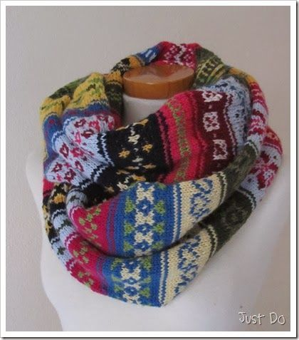 75 best Fair Isle images on Pinterest | Knitting patterns ...