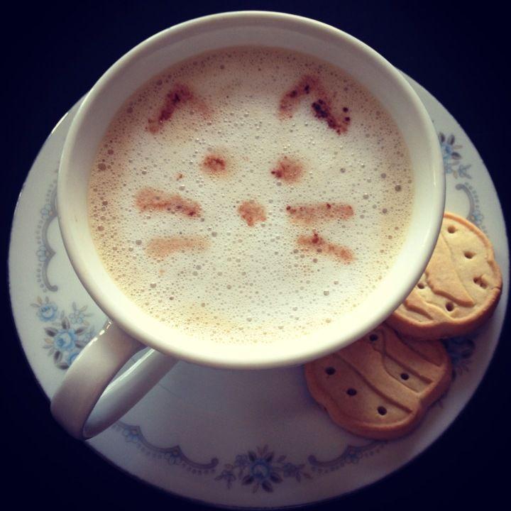 rosieeats - en güzel latte artlar