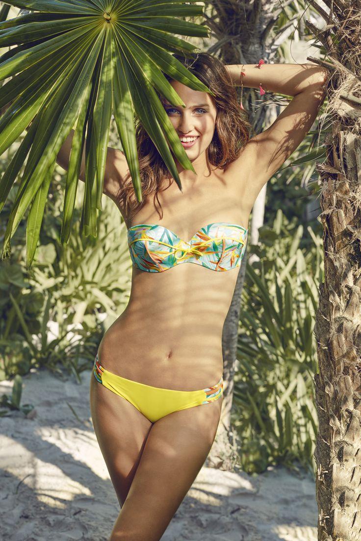 On craque pour les imprimés pep's de #Passionata cette saison !  Coloris disponible sur www.orcanta.fr & dans toutes les boutiques #Orcanta !   #beachwear #maillotdebain #été #summer #summer2016
