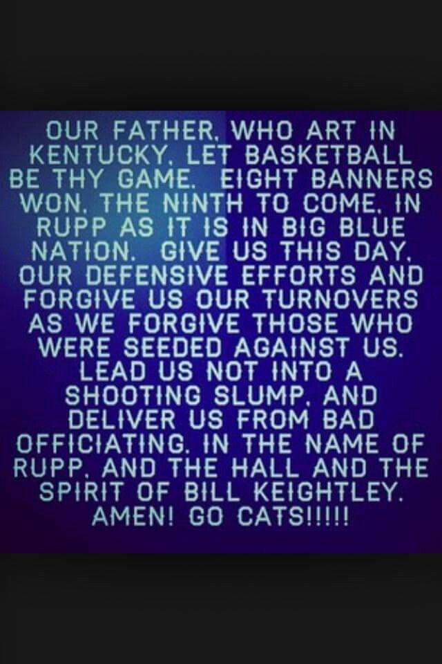 Kentucky Prayer