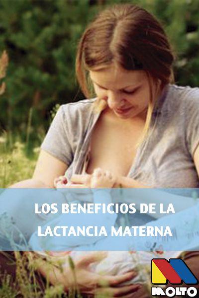Beneficios de la lactancia materna. #lactancia #mamás #bebés