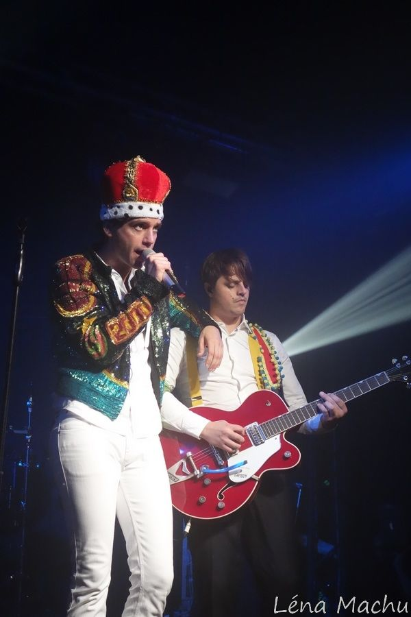 Mika and Tristan in Luxembourg