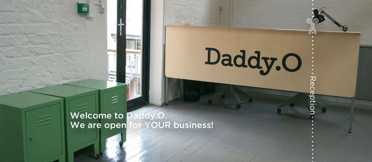 Daddy.O - we will always welcome you with a smile (not to mention the free locally roasted coffee)