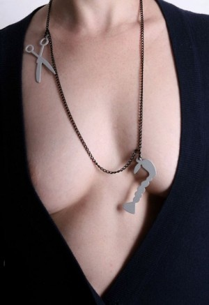 "lis2 ""Delilah"" necklace (2009)"