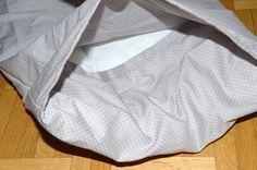 Tuto : coudre une taie d'oreiller | tuto couture gratuit | diy couture