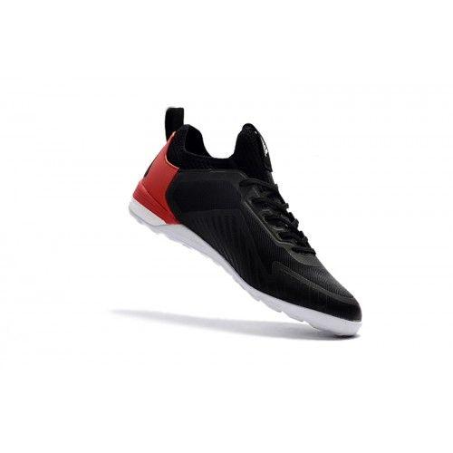 Adidas ACE - Chuteira Society Adidas ACE Tango 17 Purecontrol IC Preto Vermelho Baratas