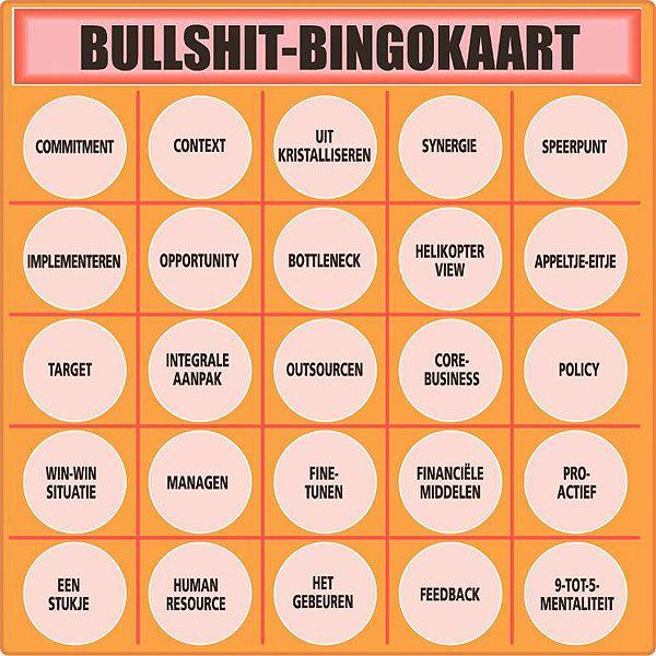 Spelletje Bingo doen?