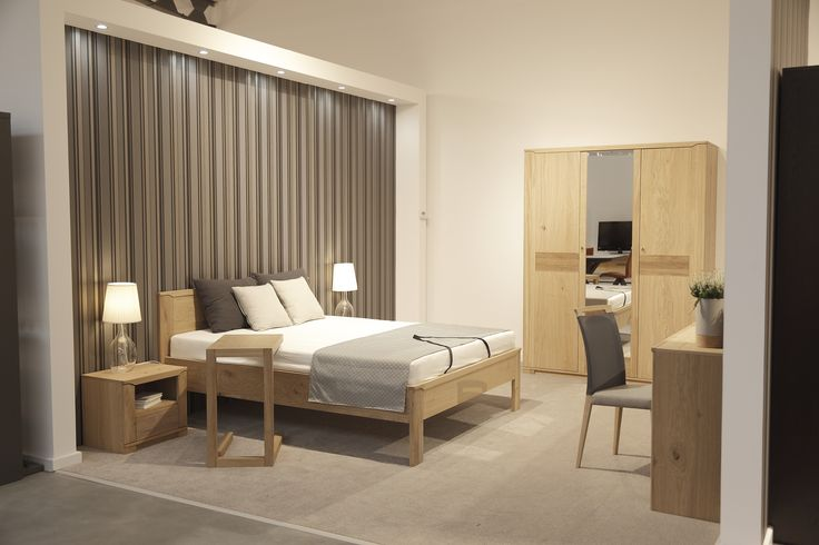 Modern with relaxing vibe. Just relax!  #woodenfurniture #KloseFurniture #bedroom #interiorideas