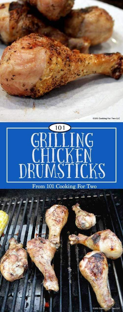 Super easy, never fails, grilled drumsticks for the whole family. Just pat dry, spice and cook over medium-high heat. Then you will have crispy goodness for all. via @drdan101cft