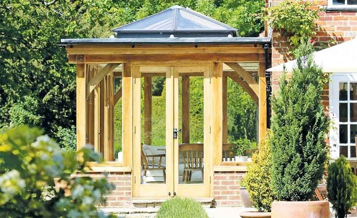 How to add an oak frame extension - Period Living