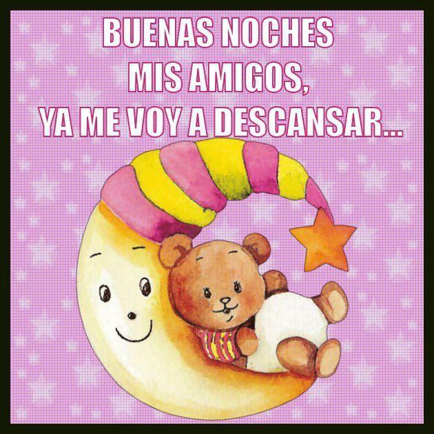 Buenas Noches Mis Amigos Ya Me Voy A Descansar Memes Buena Winnie The Pooh