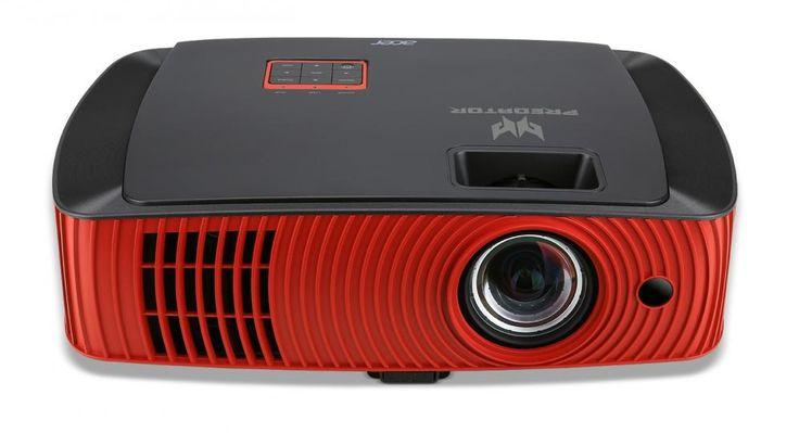 #Acer Predator Z650 - Vidéoprojecteur Full HD avec 3 modes pré-réglés pour les jeux vidéo | Jean-Marie Gall.com