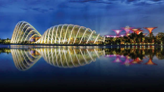 Gardens By The Bay Tickets Getyourguide Gardens By The Bay Singapore Tourist Spots Gardens Of The World