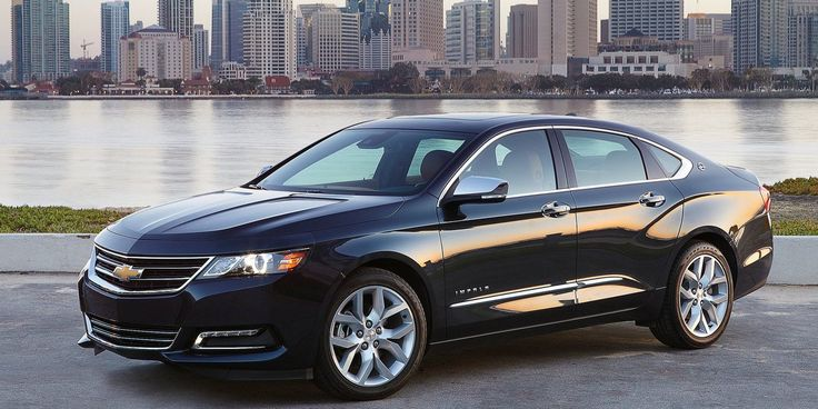 Eleven of the Quickest American Sedans you Can Buy Today The American muscle car is alive and well. By Chris Perkins Feb 27, 2016 (Shown: Chevrolet Impala V6)