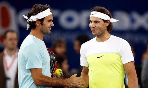 Rafael Nadal Can Win 'One or Two' Grand Slams in 2016, Says Roger Federer - http://www.tsmplug.com/tennis/rafael-nadal-can-win-one-or-two-grand-slams-in-2016-says-roger-federer/