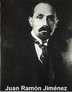 Juan Ramon Jimenez.(December 24, 1881 - May 29, 1958) Spanish poet (and winner of the Nobel Prize of Literature in 1956).