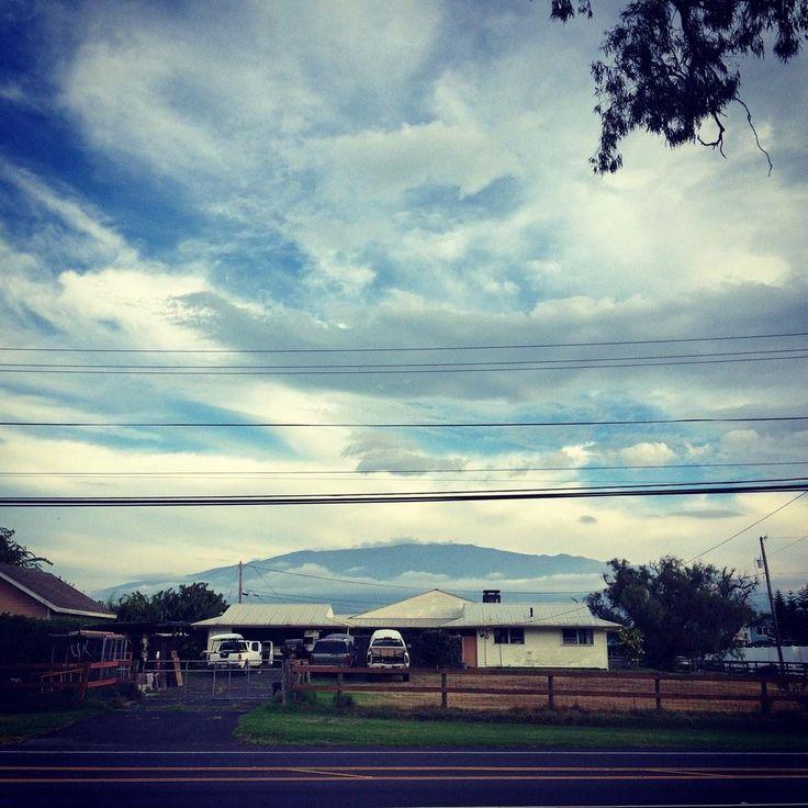 Dramatic skies from Waimea...now what will follow? #StormAna #HurricaneAna #Hawaii  Embedded image permalink